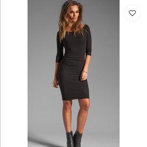 James Perse T-shirt Bodycon Dress Size 1